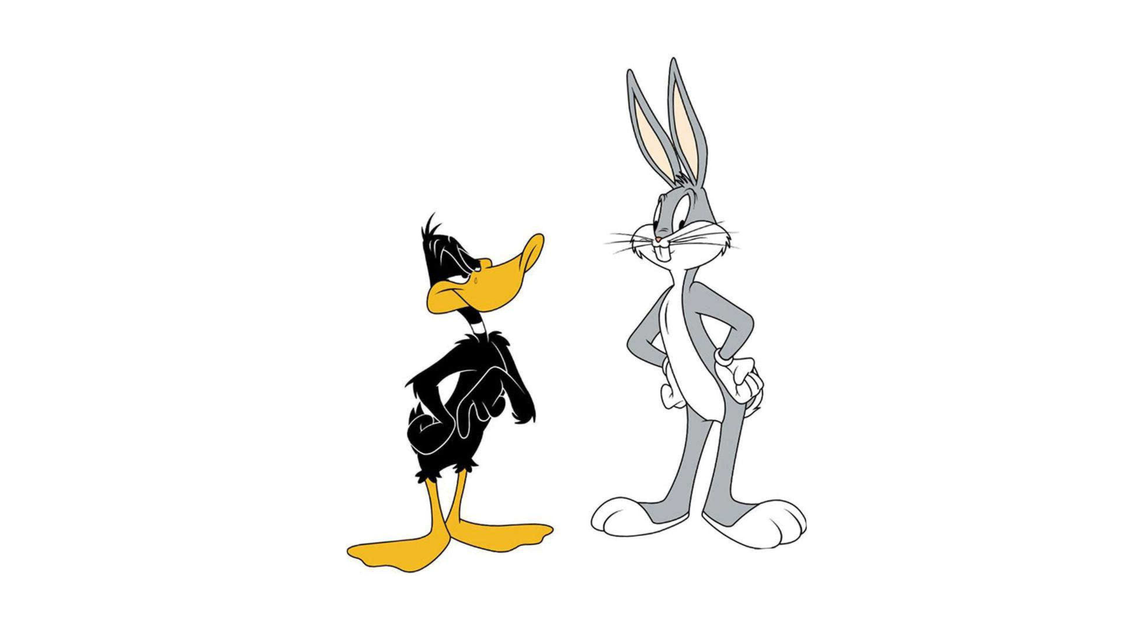 Nice wallpapers Bugs And Daffy 3840x2160px