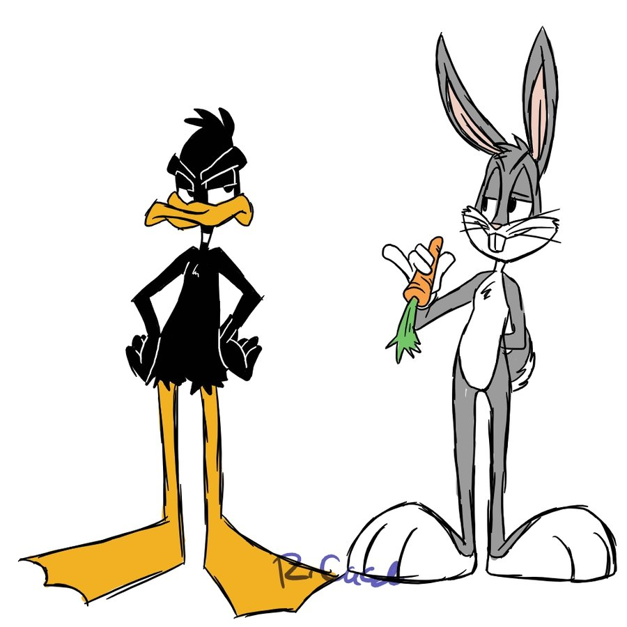Bugs And Daffy Backgrounds on Wallpapers Vista