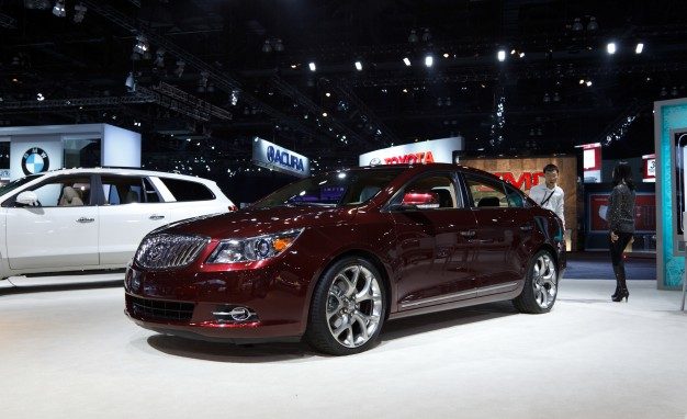 HQ Buick LaCrosse Wallpapers | File 62.42Kb