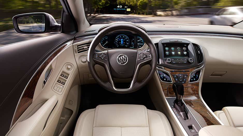 Buick LaCrosse Pics, Vehicles Collection