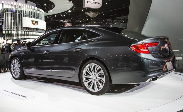 HD Quality Wallpaper | Collection: Vehicles, 624x381 Buick LaCrosse