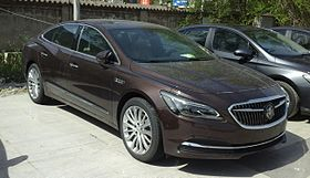 Buick LaCrosse High Quality Background on Wallpapers Vista