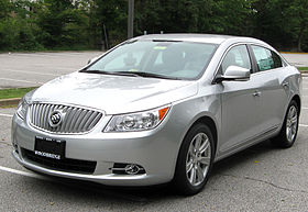 HD Quality Wallpaper | Collection: Vehicles, 280x193 Buick LaCrosse