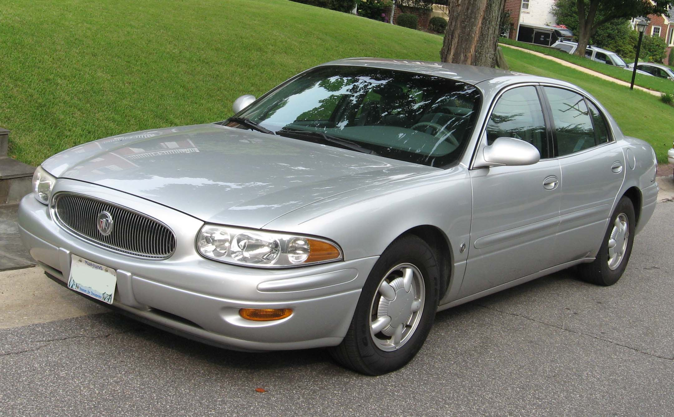 Images of Buick LeSabre   2160x1336