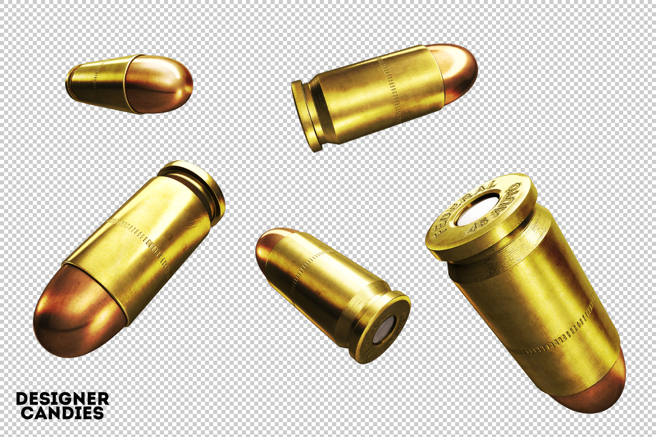 Nice Images Collection: Bullet Desktop Wallpapers