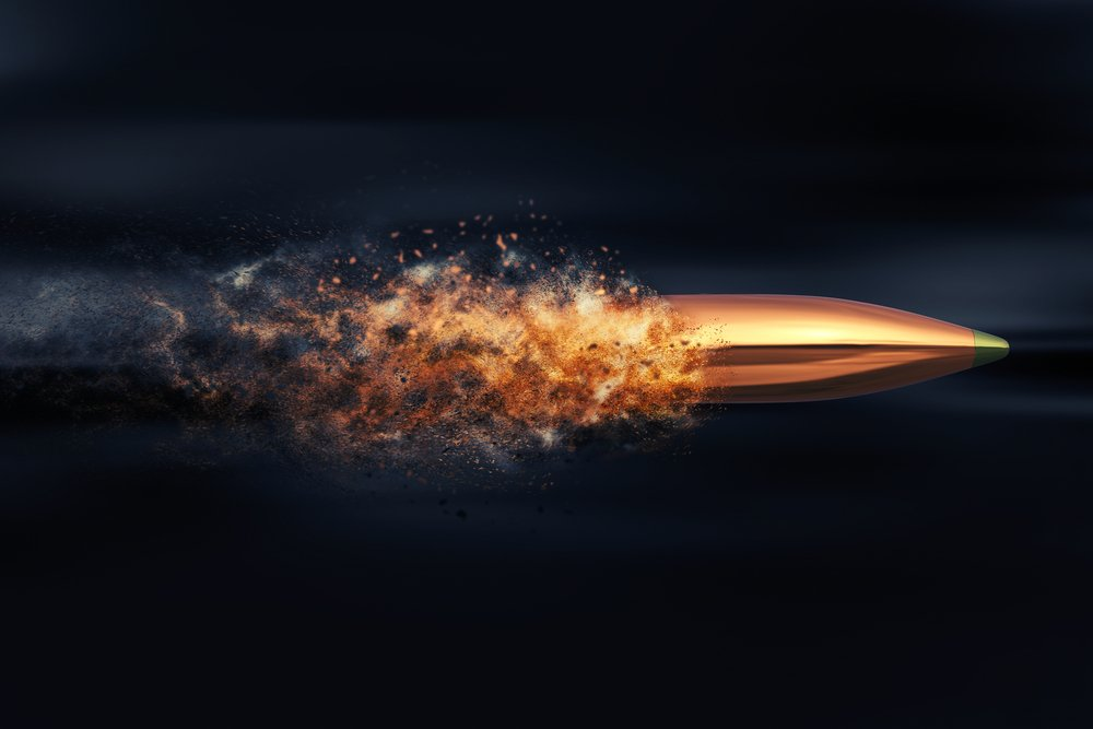 HD Quality Wallpaper | Collection: Weapons, 1000x667 Bullet