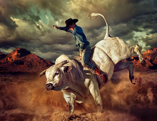 Amazing Bullriding Pictures & Backgrounds