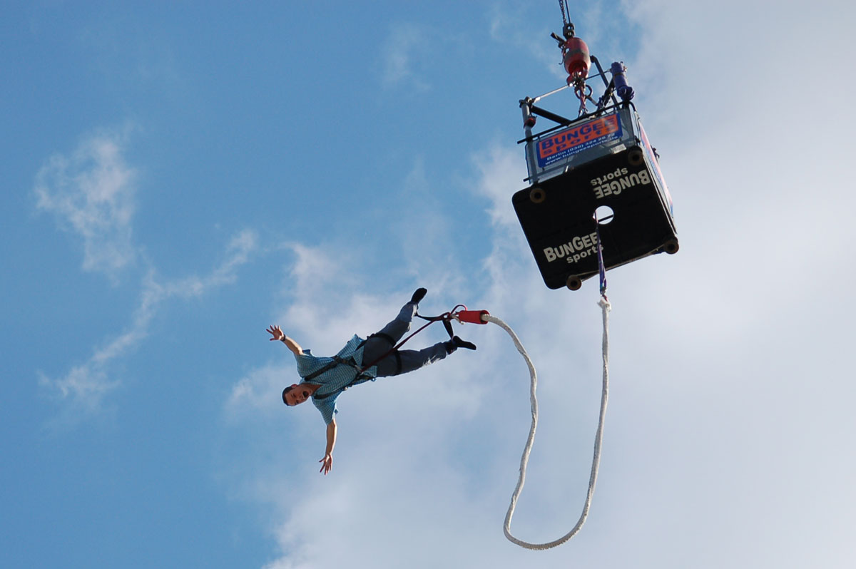 High Resolution Wallpaper | Bungee Jump 1200x798 px