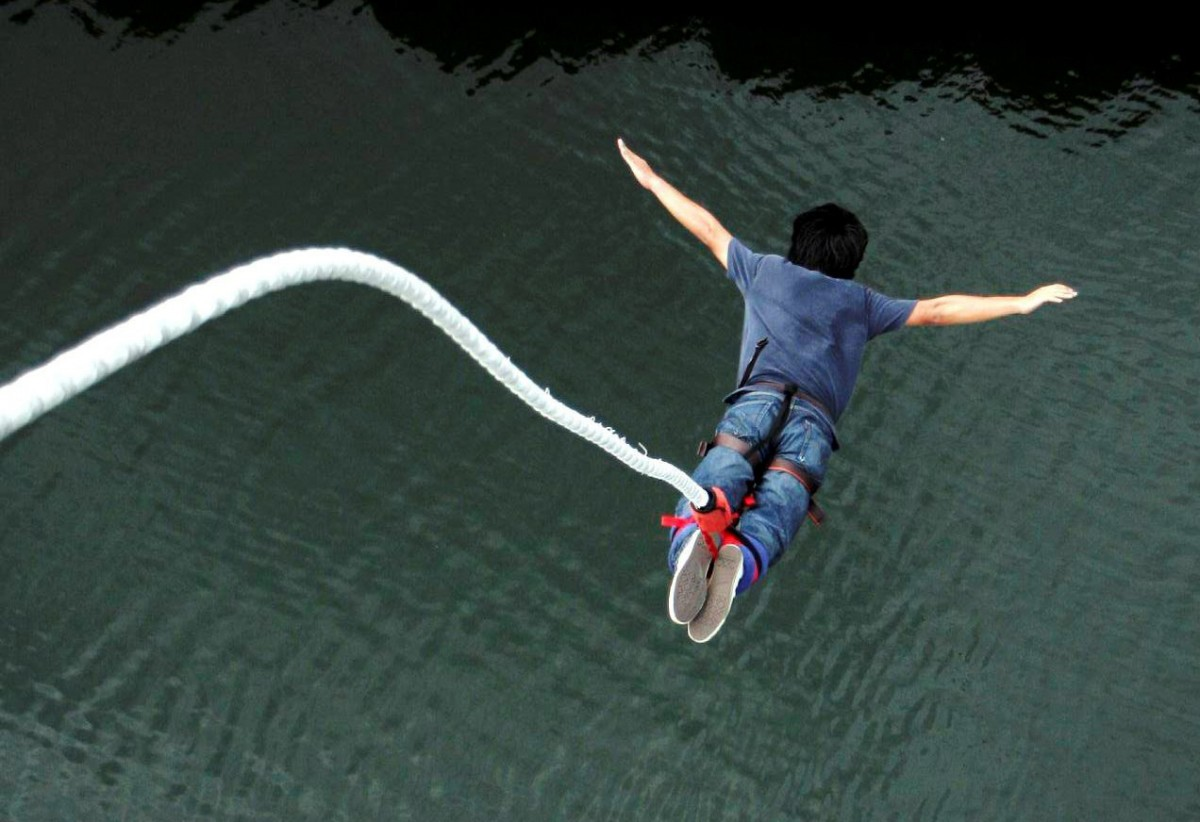 Bungee Jump Backgrounds on Wallpapers Vista