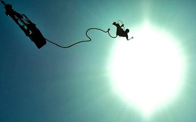 Bungee Jump High Quality Background on Wallpapers Vista