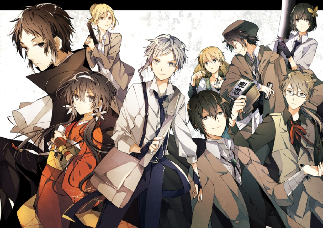 Bungou Stray Dogs Wallpapers Anime Hq Bungou Stray Dogs Pictures