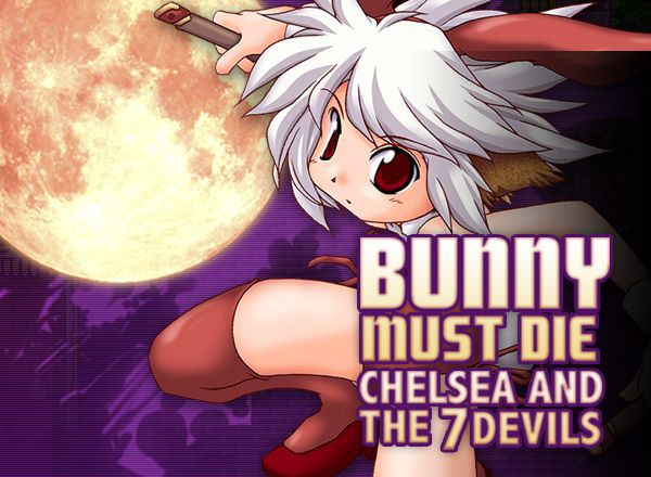 High Resolution Wallpaper | Bunny Must Die! Chelsea And The 7 Devils 600x440 px