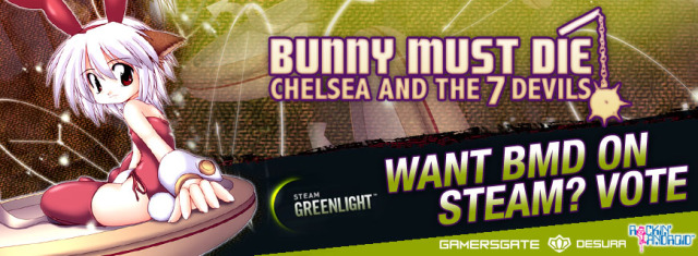 Images of Bunny Must Die! Chelsea And The 7 Devils | 640x235