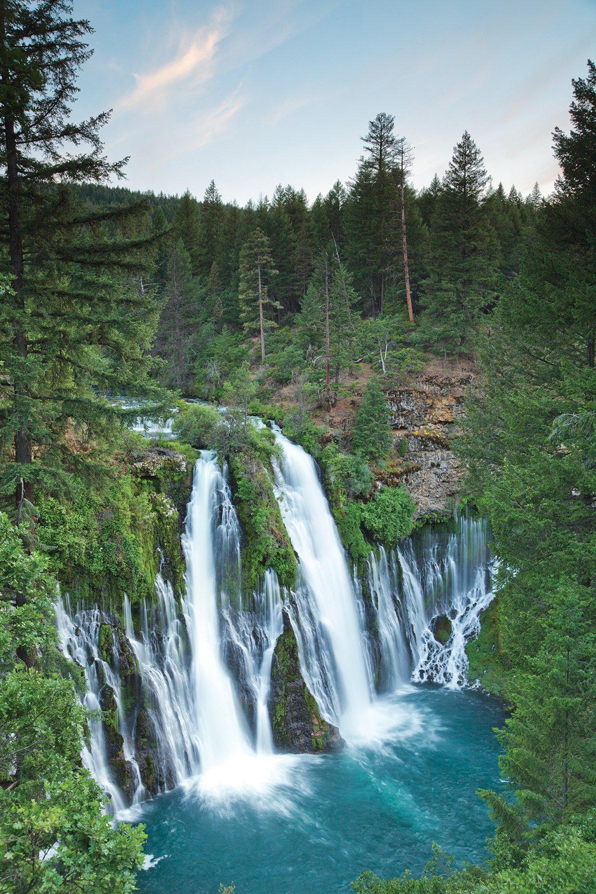 Burney Falls HD wallpapers, Desktop wallpaper - most viewed