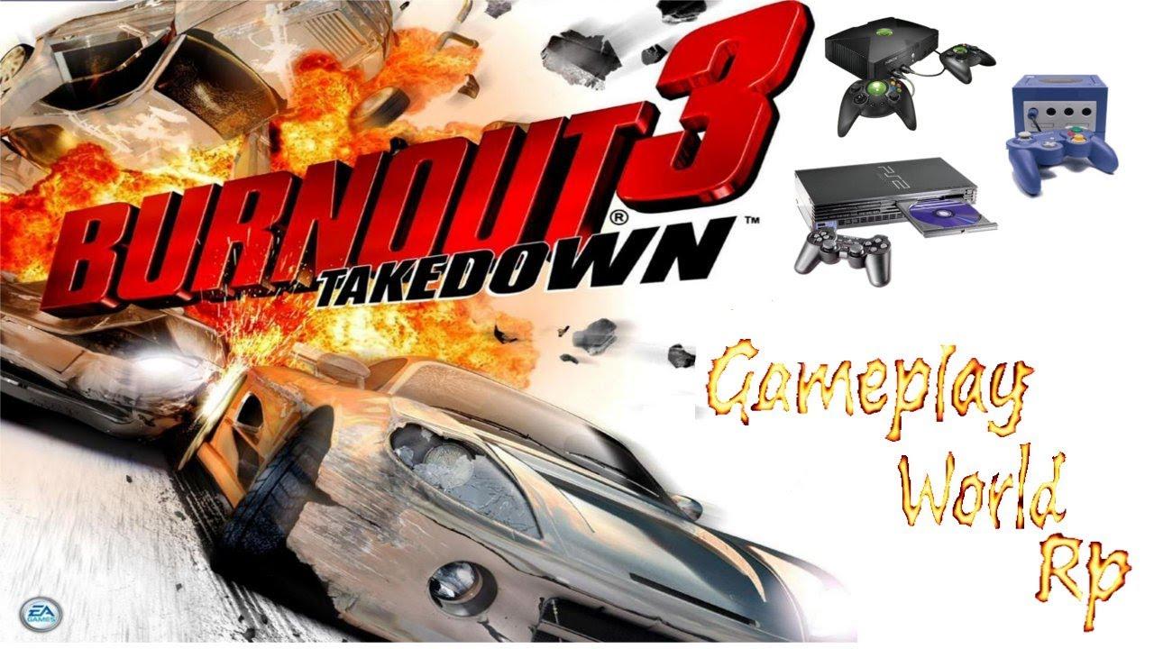 Burnout 3: Takedown wallpapers, Video Game, HQ Burnout 3: Takedown