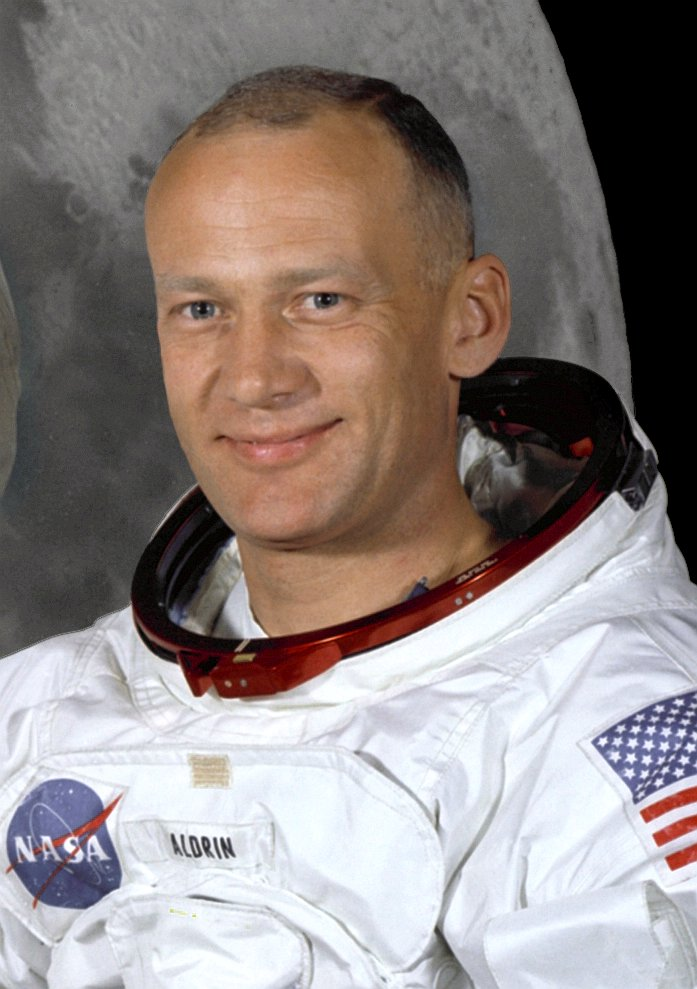 Nice wallpapers Buzz Aldrin 697x989px