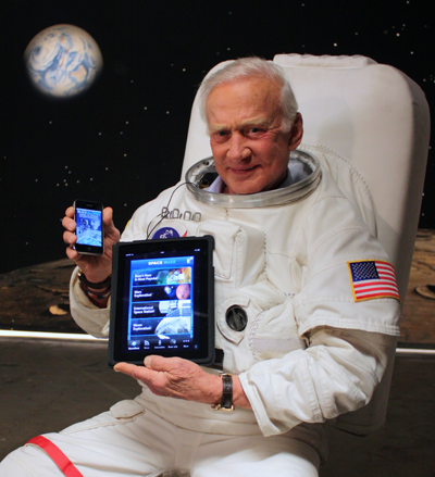 HQ Buzz Aldrin Wallpapers | File 293.68Kb