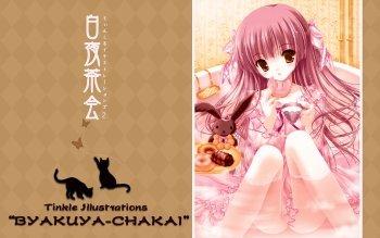 Byakuya-chakai Backgrounds, Compatible - PC, Mobile, Gadgets| 350x219 px