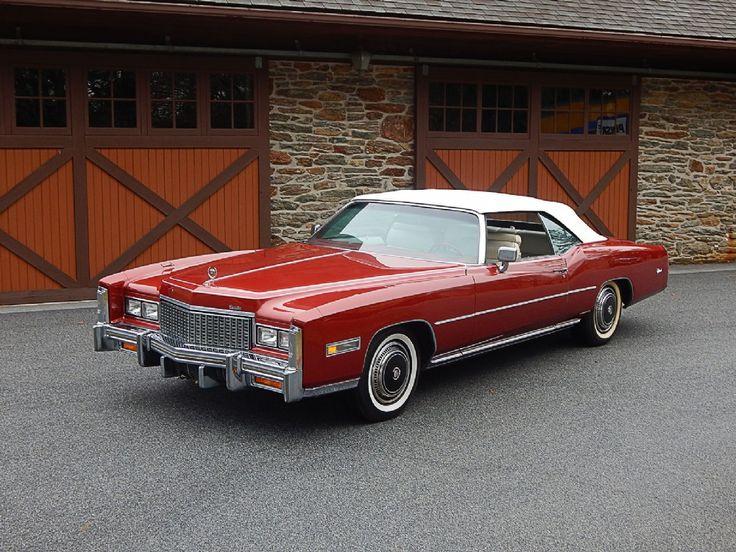 Cadillac Eldorado wallpapers, Vehicles, HQ Cadillac ...