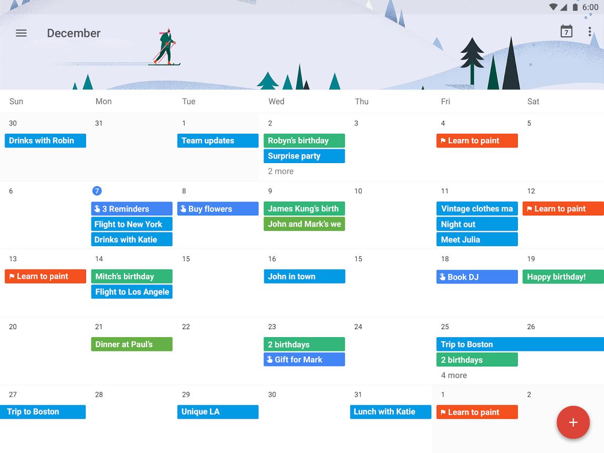Calendar #3