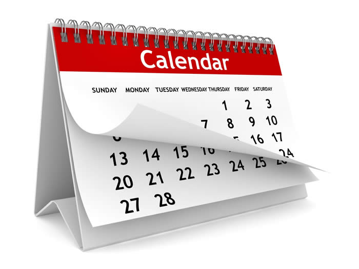 Images of Calendar | 700x525