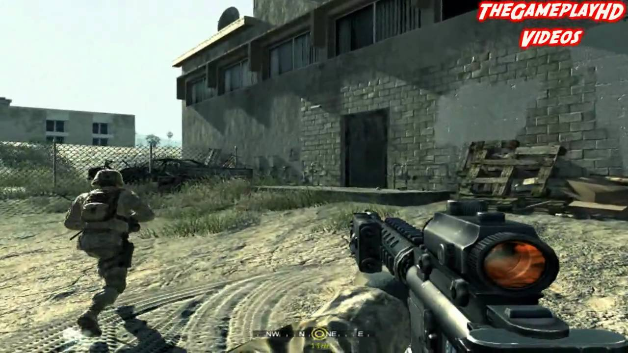 Call Of Duty 4 Modern Warfare Wallpapers Video Game Hq Call Of