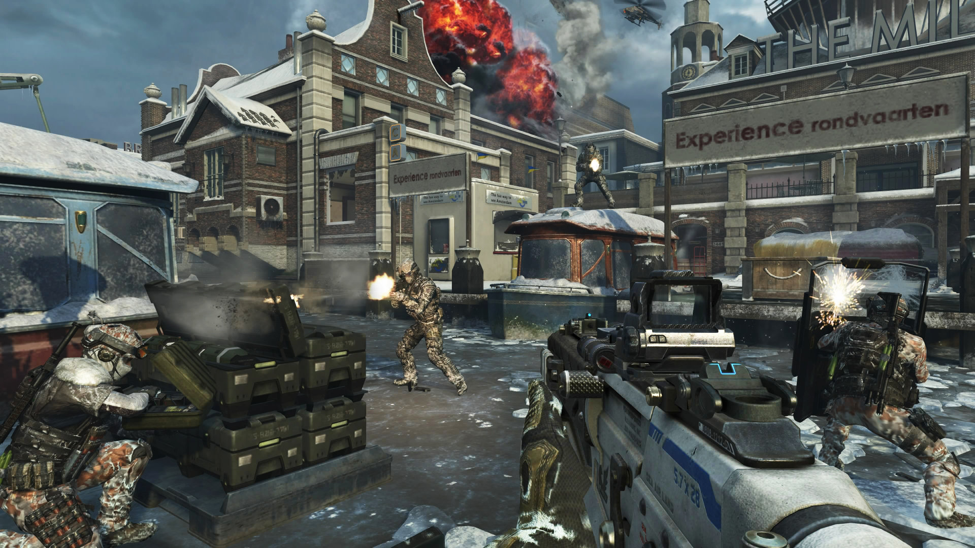Call Of Duty Black Ops Ii Wallpapers Video Game Hq Call Of Duty