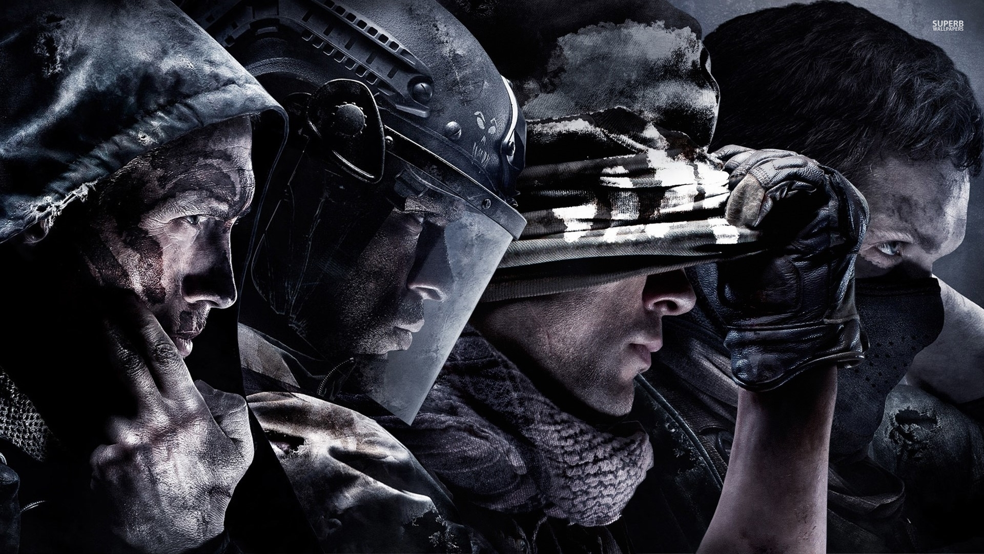 HQ Call Of Duty: Ghosts Wallpapers | File 1354.32Kb