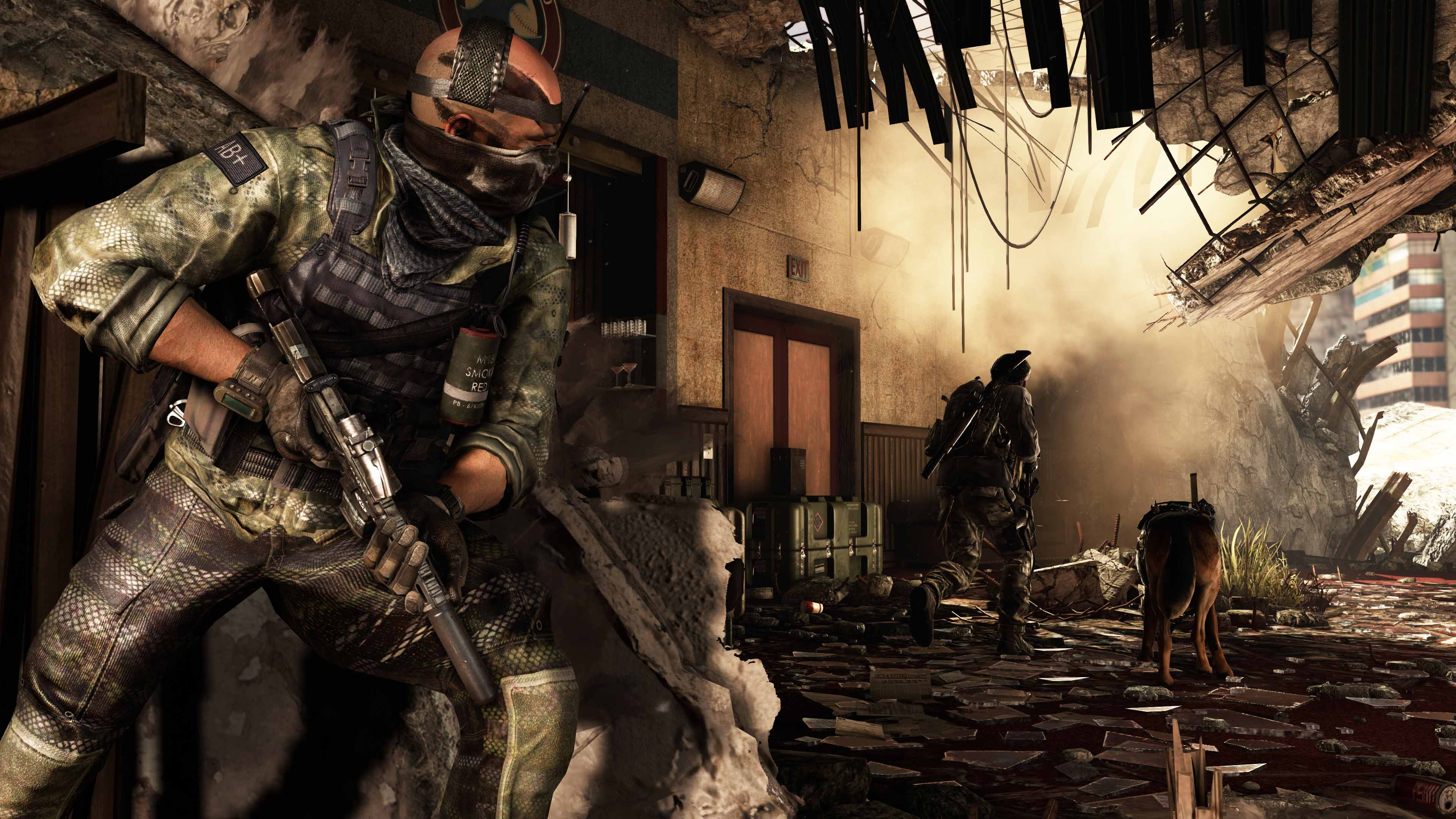 Call Of Duty: Ghosts Pics, Video Game Collection