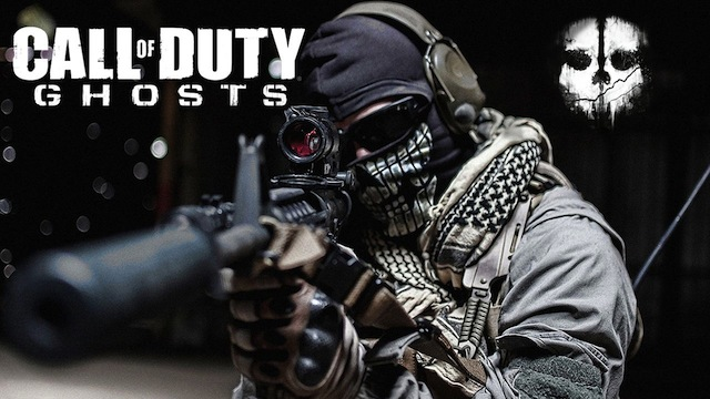 Call Of Duty: Ghosts High Quality Background on Wallpapers Vista