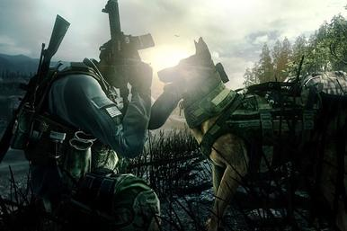 HD Quality Wallpaper | Collection: Video Game, 386x257 Call Of Duty: Ghosts