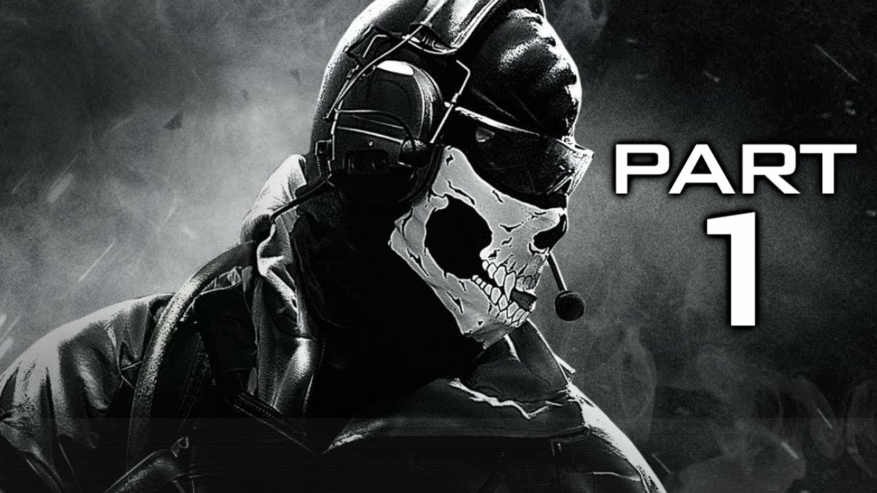 HD Quality Wallpaper | Collection: Video Game, 1280x720 Call Of Duty: Ghosts