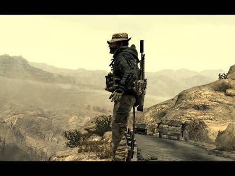 Call Of Duty Modern Warfare 2 Wallpapers Video Game Hq Call Of
