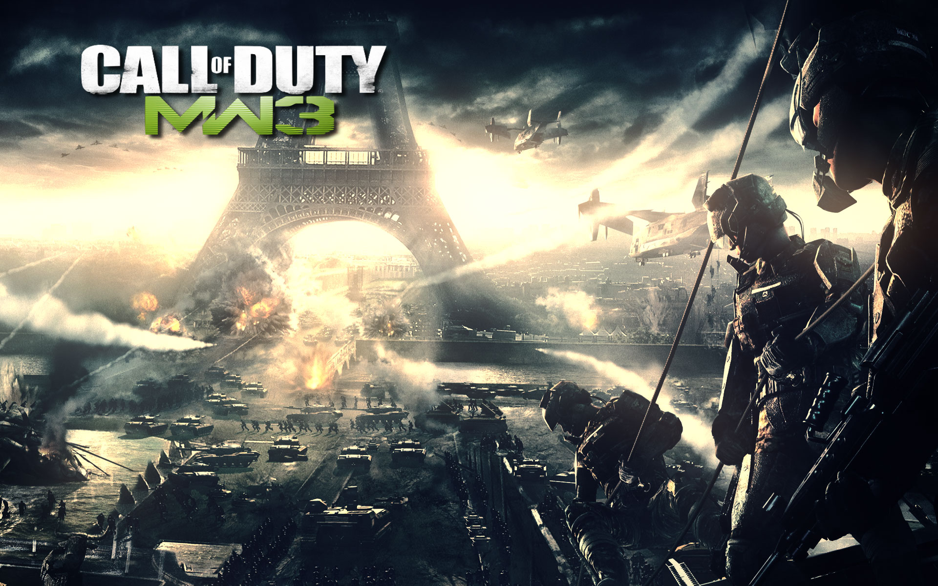 Call Of Duty: Modern Warfare 3 wallpapers, Video Game, HQ