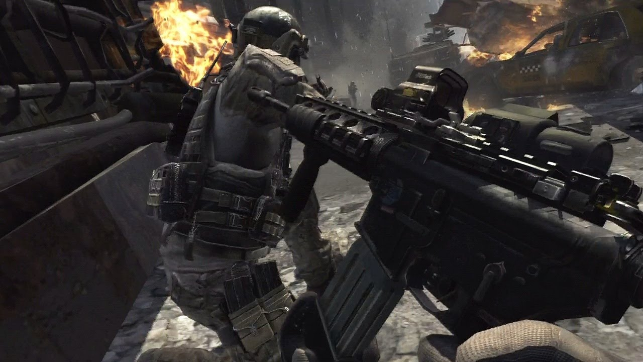 Most Viewed Call Of Duty Modern Warfare 3 Wallpapers 4k Wallpapers
