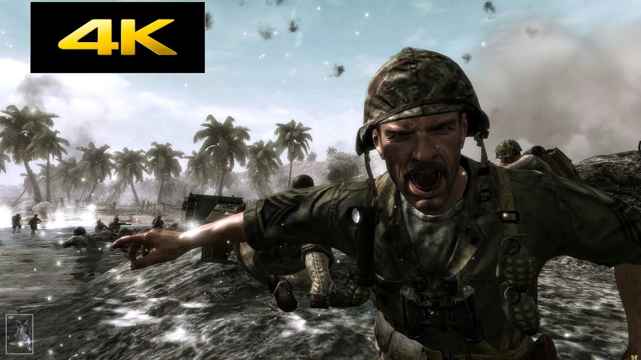 Call Of Duty World At War Wallpapers Video Game Hq Call Of Duty