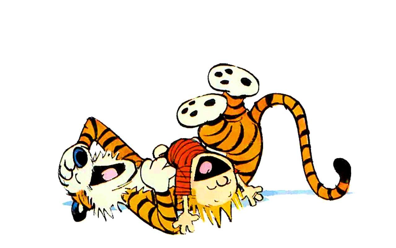 HQ Calvin & Hobbes Wallpapers | File 79.73Kb