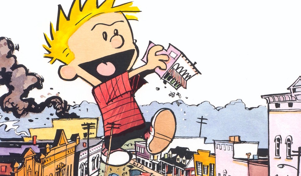 Amazing Calvin & Hobbes Pictures & Backgrounds