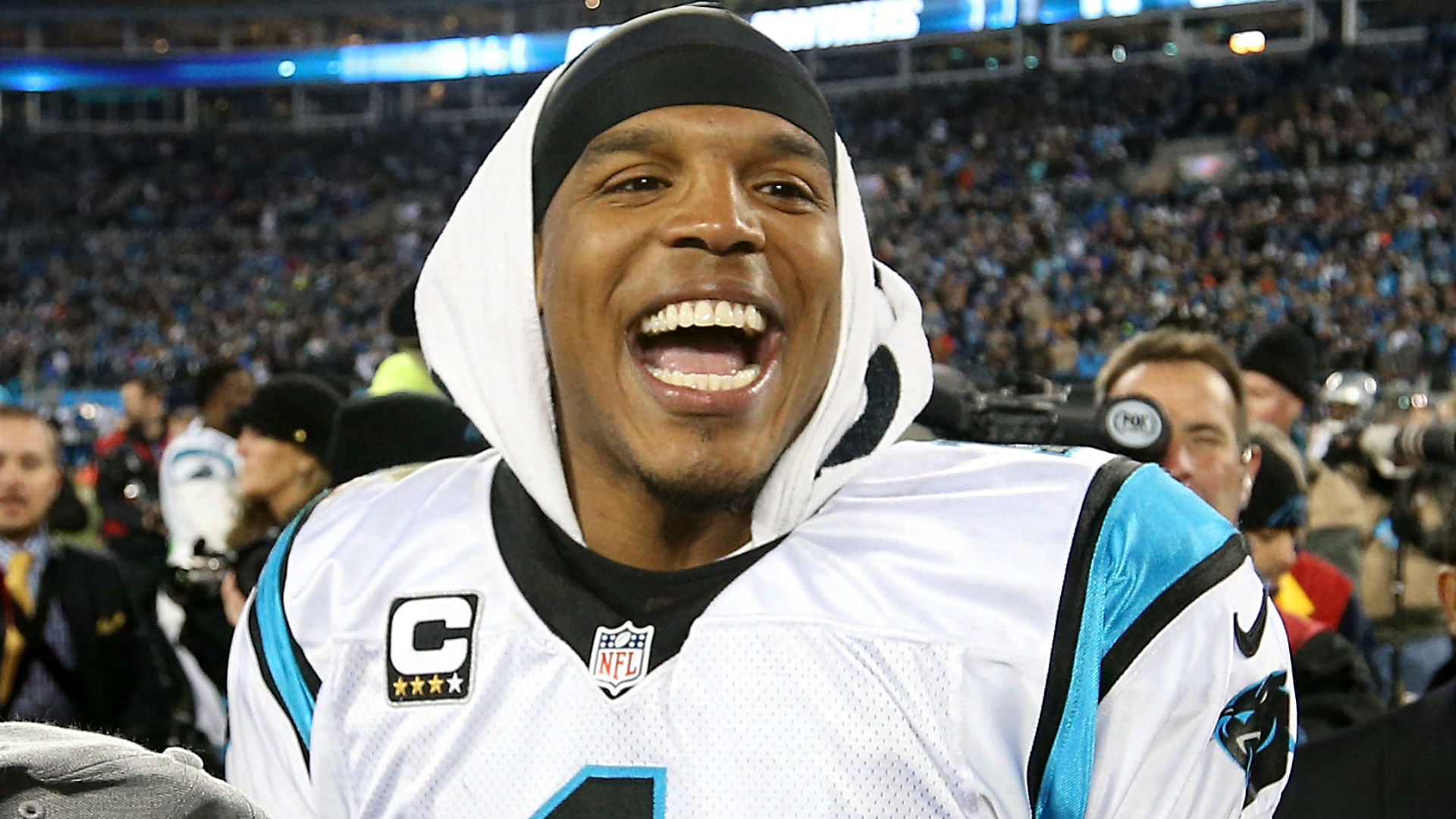 Nice wallpapers Cam Newton 1920x1080px