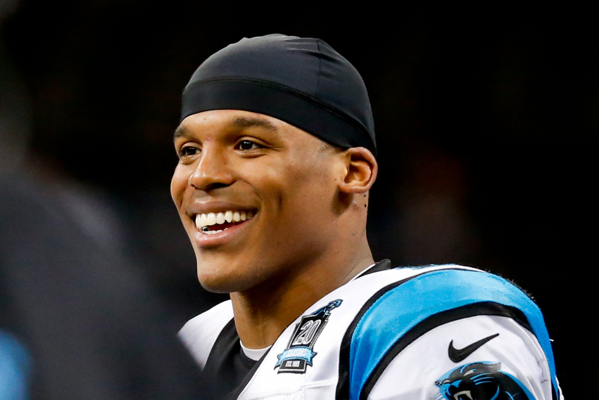 HD Quality Wallpaper | Collection: Sports, 1200x801 Cam Newton