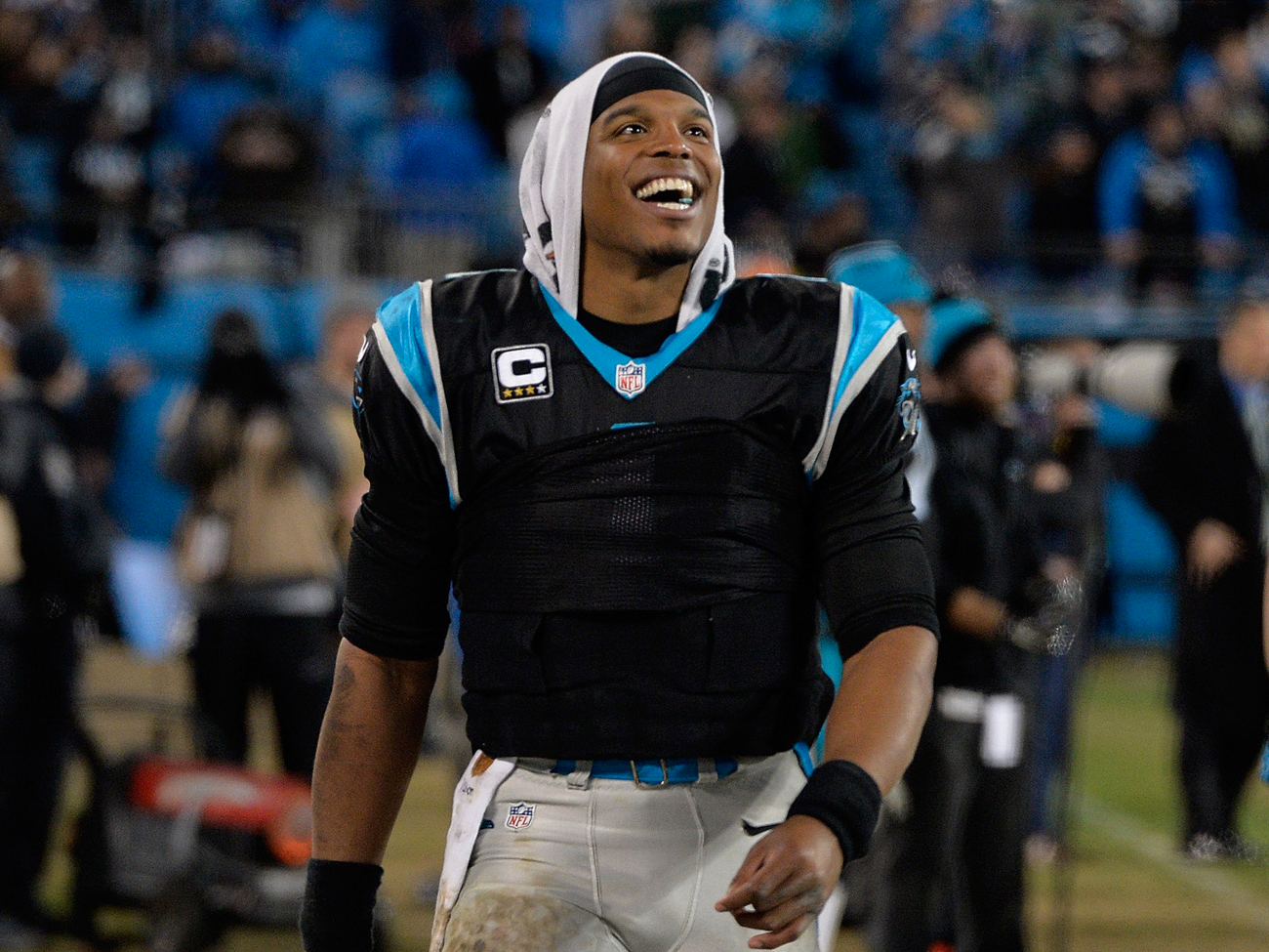 Nice wallpapers Cam Newton 1300x975px