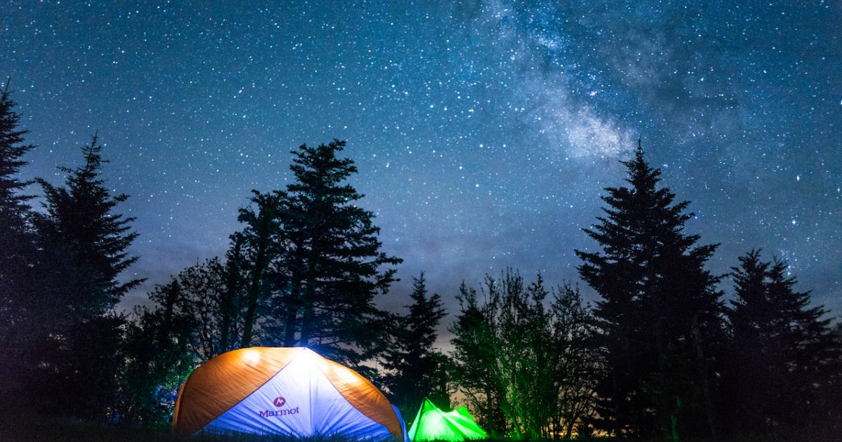 Nice wallpapers Camping 1200x630px