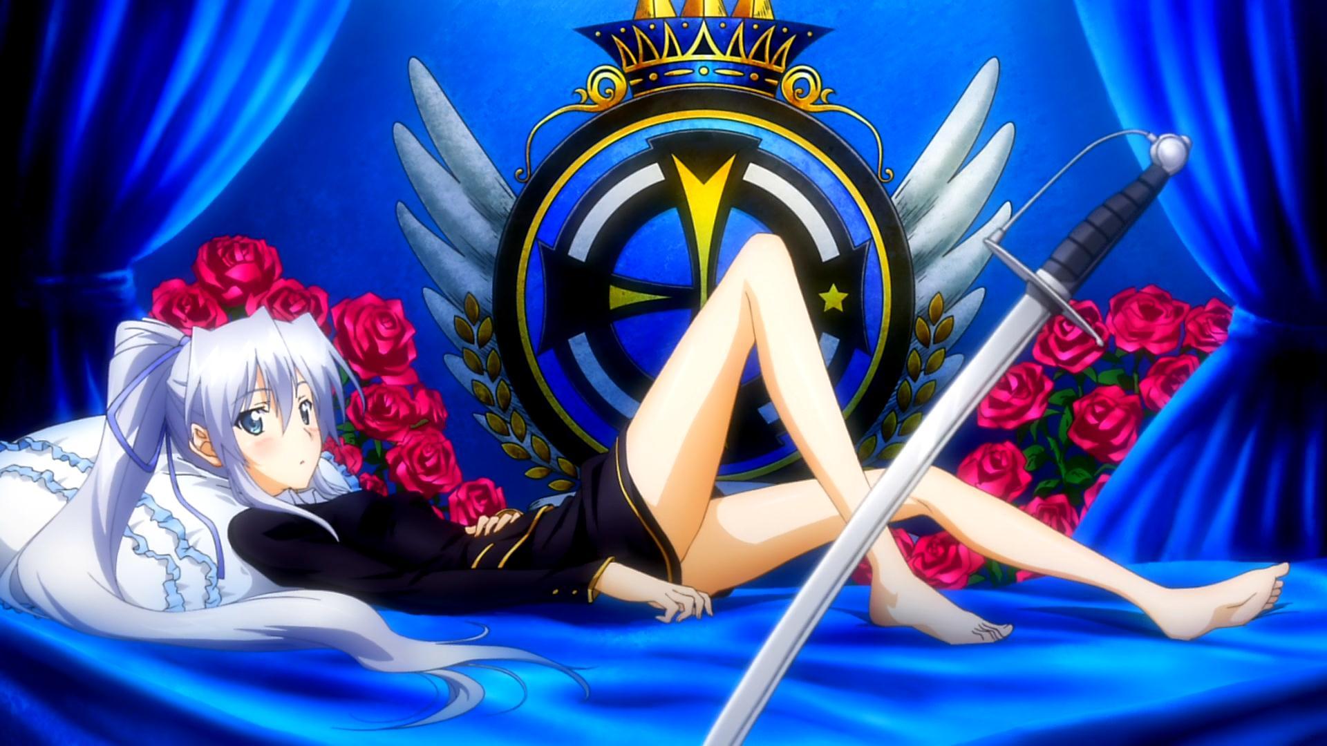 Campione! Pics, Anime Collection