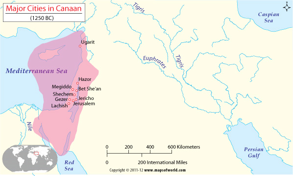 Images of Canaan | 598x361