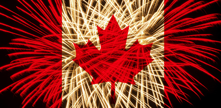 Nice Images Collection: Canada Day Desktop Wallpapers