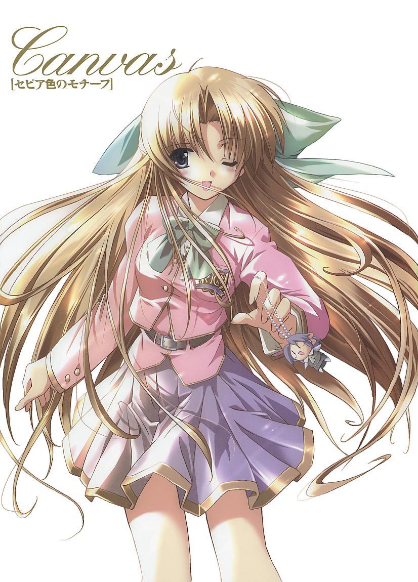 HD Quality Wallpaper | Collection: Anime, 826x1150 Canvas ~Sepia-iro No Motif~