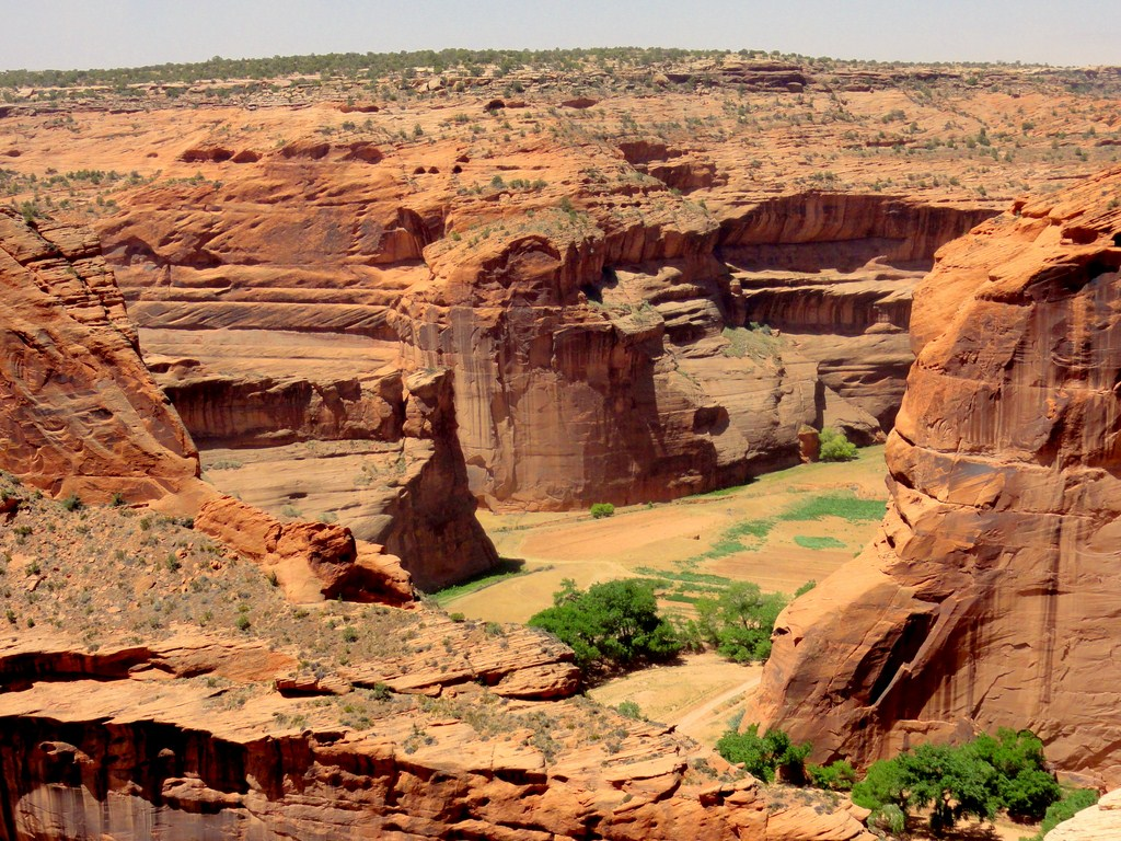 Canyon De Chelly National Monument Pics, Earth Collection
