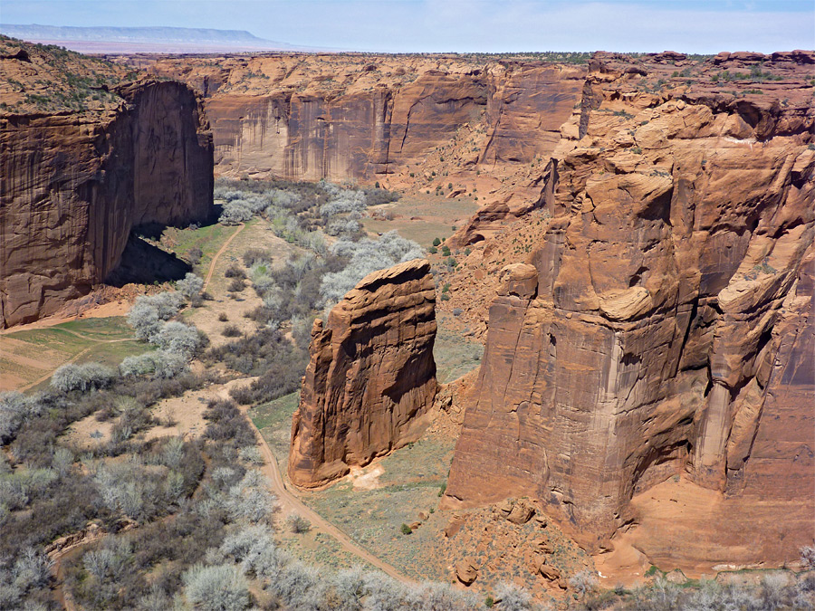 Nice Images Collection: Canyon De Chelly National Monument Desktop Wallpapers