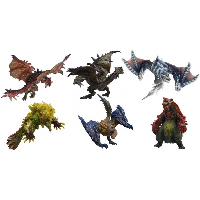 Capcom Figure Builder Pics, Game Collection