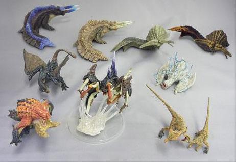 Amazing Capcom Figure Builder Pictures & Backgrounds